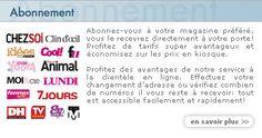 TVA Publications - magazines - Accueil