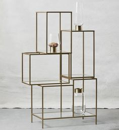 Today's featured product is Glass and brass s....  See all the reasons we love it here: http://home-lust.com/products/glass-and-brass-shelving-rack?utm_campaign=social_autopilot&utm_source=pin&utm_medium=pin  #shopirish #Dublin #homelust #shoponline