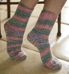 Free socks pattern
