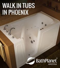 Bath Planet Arizona Features A Wide Assortment Of Walk In Bathtubs That Is  Perfectly Suited To Any Bathroom Style And Can Seamlessly Accent Your  Existing ...