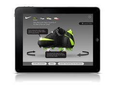 Nike Interactive iPad Ad