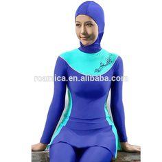5198d45162d Best Selling Classical Design Full Covered Hijab Bikini Swimwear Woman for Islamic  Muslim