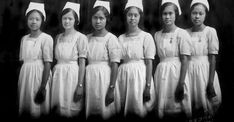 Nursing Class, St. Paul's Hospital, Manila, 1929. #pinoy #classpicture #kasaysayan Professional Nurse, All Superheroes, Public Square, Class Pictures, Interpersonal Relationship, Alternative Therapies, Civil Rights, Manila