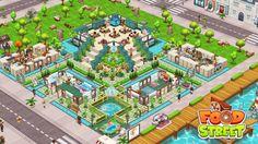 Food Street Game, Food Game, Restaurant Design, Leo, Humor, Games, Beautiful, Humour, Funny Photos