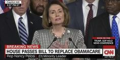 Nancy Pelosi On The Verge Of Tears After President Trump's Win! MAGA!