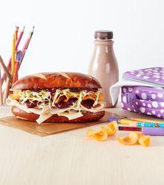 Back to School Recipe: Guy Fieri's Turkey Sandwich