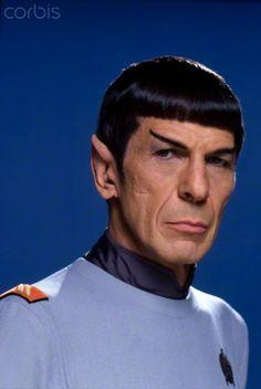Leonard Nimoy (Spock) -Born: March 26, 1931, West End, Boston, MA Died: February 27, 2015, Bel-Air, Los Angeles, CA