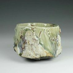 Eddie Curtis, Tea Bowl click the image or link for more info. Japanese Ceramics, Japanese Pottery, Pottery Bowls, Ceramic Pottery, Slab Pottery, Sculptures Céramiques, Ceramic Sculptures, Keramik Vase, Wheel Thrown Pottery