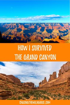 How to survive hiking the grand canyon. hiking tips for the grand canyon. Us Road Trip, Road Trip Hacks, Moon Hotel, Grand Canyon Camping, Adventurous Things To Do, Arizona Travel, Us National Parks, Van Life, Travel Usa