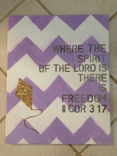 Where the spirit of the Lord is, there is freedom