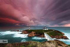 Amanece con tormenta by Lujó Semeyes on 500px