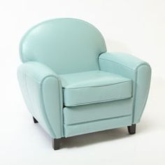 love this leather chair.