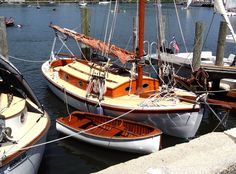 sailboat wooden | Wooden Boat Show