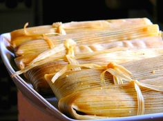 Tamales in the crock pot