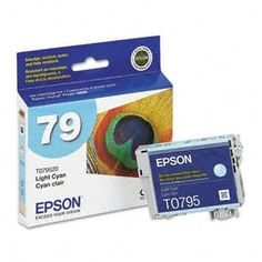 Epson T079120, T079220, T079320, T079420, T079520, T079620 Ink Cartridge -- Awesome products selected by Anna Churchill