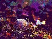 """New artwork for sale! - """" Snail Shell Housing Nature Animals  by PixBreak Art """" - http://ift.tt/2gVN28a"""
