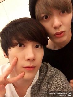 I swear ten has all the selca with each member of #smrookies