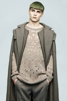 COUTE QUE COUTE: COME FOR BREAKFAST AUTUMN/WINTER 2012/13 MEN'S COLLECTION LOOKBOOK