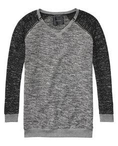 Maison Scotch Long Boucle Sweater