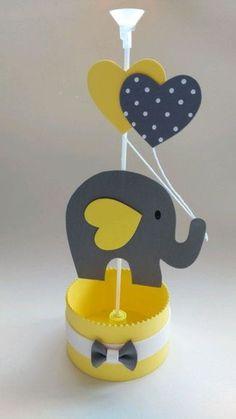 ideas baby shower elefante ideas sweets for 2019 Baby Shower Deco, Unisex Baby Shower, Boy Baby Shower Themes, Shower Party, Baby Shower Parties, Baby Boy Shower, Baby Shower Gifts, Elephant Baby Showers, Baby Elephant