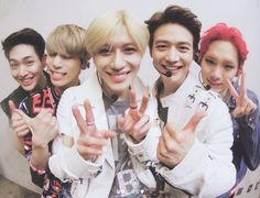 SHINee | SHINee | Onew | Key | Minho | Taemin | jonghyn