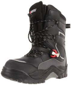 Baffin Men's Hurricane Snow Boot Baffin. $234.99. Made in China. synthetic. Rubber sole