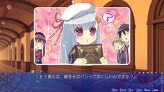 Tokeijikake no Ley Line This Rito is cute too! Can I take her home?!