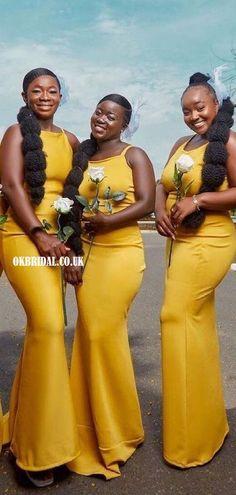 Charming Spaghetti Straps Mermaid Soft Satin Bridesmaid Dress, FC6028 #bridesmaiddresses #bridesmaiddress #bridesmaids #dressesformaidofhonor #weddingparty #2021bridesmaiddresses #2021wedding Inexpensive Bridesmaid Dresses, Satin Bridesmaid Dresses, Bridesmaids, Spring Festival, Spaghetti Straps, Custom Made, Mermaid, Silk, Wedding
