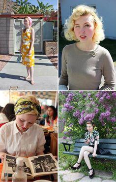 The Clothes Horse: Style Crush: Johanna Ost