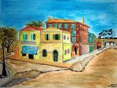 van gogh yellow house - Pesquisa do Google
