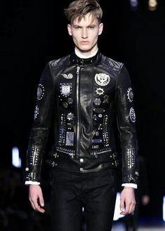 Frederik Ruegger | Diesel Black Gold Menswear FW14