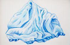 One of Joey Veltkamp's small blanket drawings.