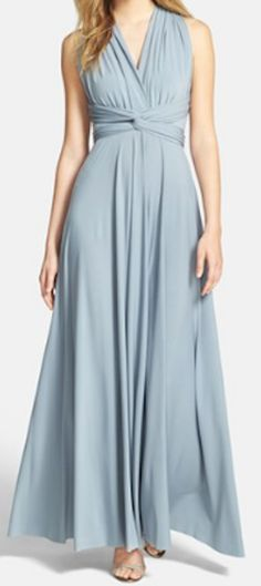 Convertible Front Twist Jersey Gown http://rstyle.me/n/kid95nyg6