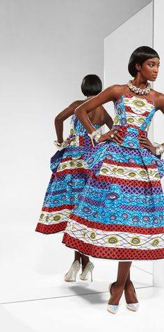 EYE SPY |  | #vlisco #africanprint #dutchwax