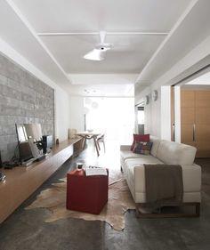 A Contemporary Apartment Singapore Style
