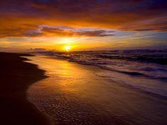 Polihale Beach sunset Hawaii best sea adventures