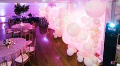 Ballroom Balloons Photo Gallery
