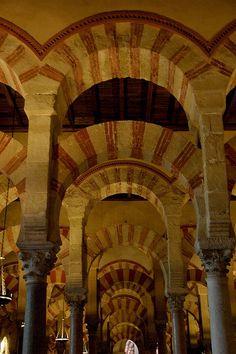 Cordoba Spain - Mezquita