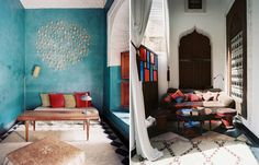 Riad El Fenn, a hip boutique hotel we are dying to pay a visit one day