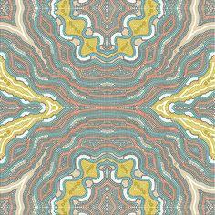Aboriginal Wallpaper   Detroit Wallpaper Company