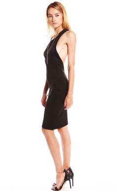 CUT OUT BACK BODYCON DRESS - BLACK Black Bodycon Dress, Dress Black, Collection, Dresses, Fashion, Victoria Frances, Vestidos, Moda, Fashion Styles