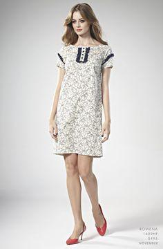08bf3c1139db Shop Leona Edmiston designer print frock dresses online from the Official Leona  Edmiston eBoutique.
