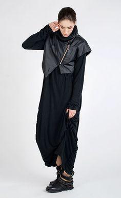 ORENNO - Lightly padded short waist coat
