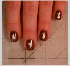 For all you football fans out there..these look fun!