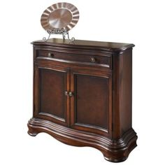 Buy Pulaski Kingston Traditional Cabinet Accent Chest in Brown from Bed Bath & Beyond
