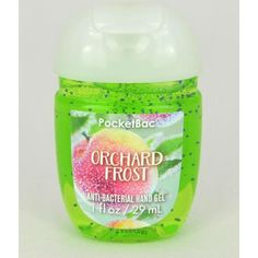 Gel antibactérien ORCHARD FROST Bath and Body Works Us pocketbac