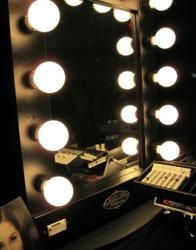 Vanity Mirror With Lights Behind : 1000+ images about Old World Hollywood on Pinterest Hollywood, Baroque and Entrepreneur