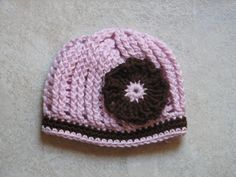 Zoe Girl Cabled Hat – Free Crochet Pattern