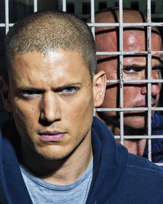 Young #prison #break #wentworth #miller Sarah Wayne Callies, Dominic Purcell, Michael Scofield, Wentworth Miller, Prison Break, Tv Series, Tv Shows, Actors, Lincoln