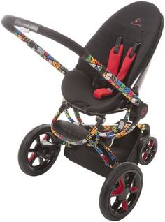 Quinny Moodd Stroller Chassis   Britto